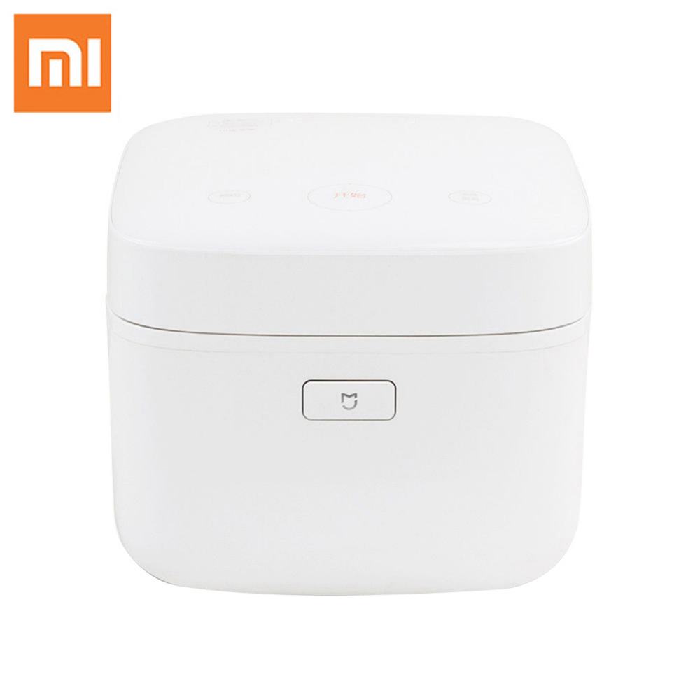 Xiaomi IH Smart Electric Rice Cooker 3L APP Control Pressure Cooker Mijia IH Heating Pressure Cooker Kitchen Cooking Appliances цена 2017