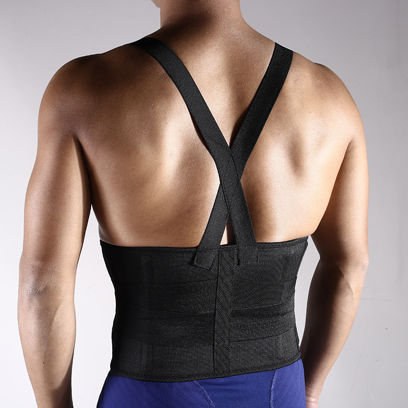 Sports Protector Spine Back Orthopedic Therapy Posture for Women Men Corrector Brace Shoulder Back Support Elastic Belts Corsets