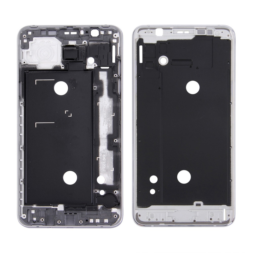 iPartsBuy Front Housing LCD Frame Bezel Plate for Galaxy J7 (2016) / J710