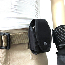 Military Security Handcuff Pouches Case Enhanced Molded Belt Mounted Single Pouch