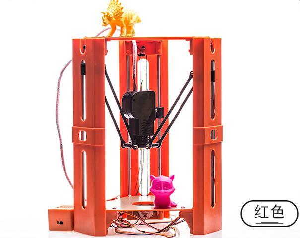 2017 children toy 101hero desktop mini toys 3d printer internal