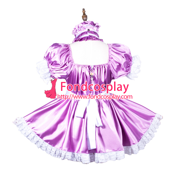adult baby Satin Romper Unisex cosplay tailor-made