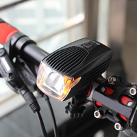 2016 Super Bright 260LM USB Rechargeable Bike LED Front Light Meilan X1 Smart Bicycle Light Bike