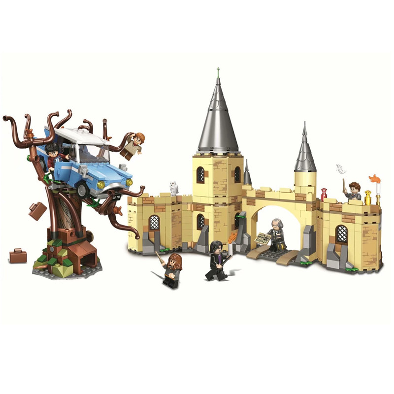 New-Harry-Potter-Movie-Quidditch-Match-Building-Blocks-Bricks-Toys-Compatible-With-Lego-75956-75954-75955 (2)