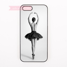 tough cover case For Samsung Galaxy J1 J2 J3 J5 J7 A3 A5 A7 On5 On7 On8 2016 A8 E5 E7 Grand 2 case girl dance Ballet Swan classy