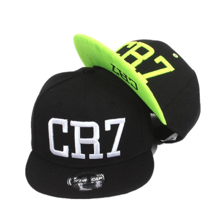 New Fashion Children Ronaldo CR7 Neymar NJR Baseball Cap Hat Boys Girls  Kids MESSI Snapback Hats 2e4647ffc9c9