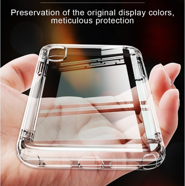 quality design 8b6e9 f2592 US $3.29 30% OFF BASEUS Safety Air Bag Case For iPhone XS / XS Max / For  iPhone XR Drop Proof Soft TPU Clear Back Phone Cover-in Half-wrapped Case  ...