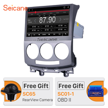 """Seicane 9 """"Android 6,0 автомобилей Радио для 2005-2010 лет Mazda 5 gps навигации с радио тюнер Bluetooth музыка Поддержка 4 г WI-FI DVR"""