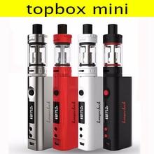Original kangertech topbox mini Starter Kit vape con topbox mini Automizer Cigarrillo Electrónico de Control De Temperatura