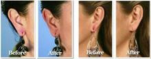 Wholesale Invisible ear lift patch as Ear Lobe Support Tape for prevent stretched or torn ear lobes protect sticker AS SEEN ONTV