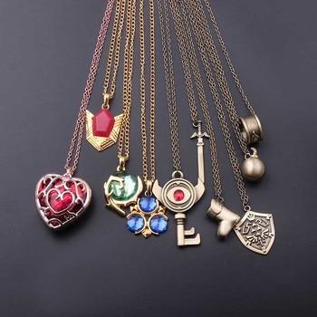 Collection Pendentif Items Zelda