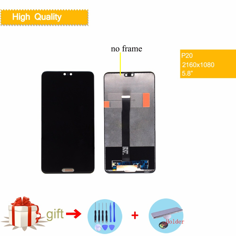 5.8 New For Huawei P20 LCD Display EML-AL00 Touch Screen Digitizer Assembly Replacement For Huawei P20 LCD EML-AL00 Pantalla 5.8 New For Huawei P20 LCD Display EML-AL00 Touch Screen Digitizer Assembly Replacement For Huawei P20 LCD EML-AL00 Pantalla
