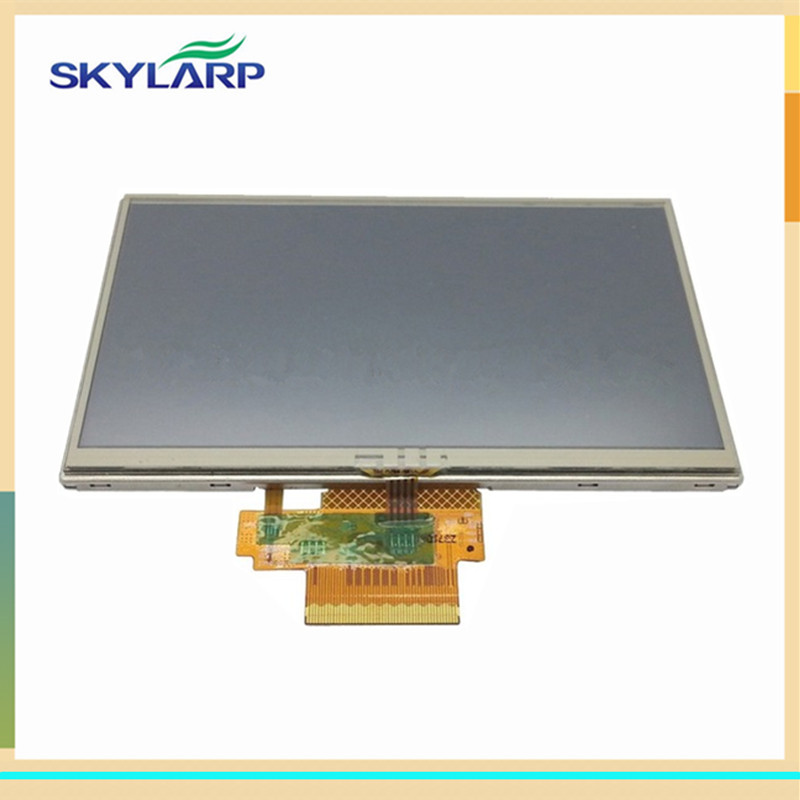 skylarpu 5 inch GPS LCD display screen LMS500HF13 with touch screen digitizer panel skylarpu 5 inch for tomtom xxl iq canada 310 n14644 full gps lcd display screen with touch screen digitizer panel free shipping
