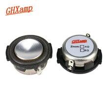 GHXAMP altavoz Mini de rango completo de 1 pulgada y 31mm, medusas, Bluetooth, bricolaje, 8Ohm, 3W, Radio, portátil, 2 uds.