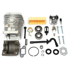 42,5 мм Диаметр бензопилы двигатель цилиндр Поршень Подходит для STIHL 025 023 MS250 MS230