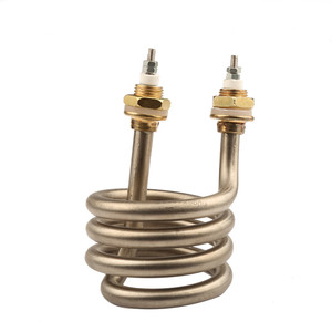 Image 2 - Isuotuo Electric Heating Element for Distilled Mechanical, Immersion Water Tubular Heater Element,Spiral Stainless Heater Tube