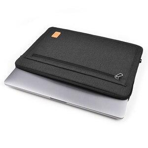 Image 2 - WIWU מחשב נייד תיק מקרה 13.3 14.1 15.4 16 מחברת עמיד למים תיק עבור Macbook Air 13 מקרה מחשב נייד שרוול עבור MacBook פרו 13 16 2019