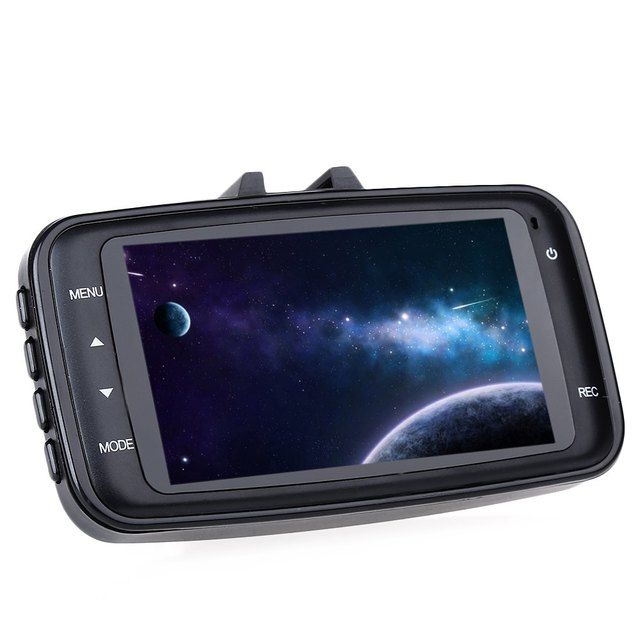 Fashion Practical HD Car DVR Camera Video Recorder Dash Camcorder with Night Vision High Resolution Ultra Wide Angle Lens