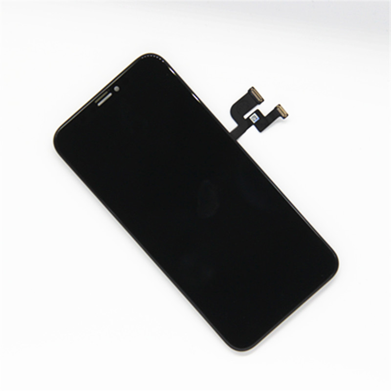 5 pcs/lot Pour iPhone X LCD Affichage à L'écran Tactile Digitizer Assemblée Remplacement D'affichage Pour iPhone X XS MAX XR LCD écran D'affichage