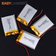 1/2/4 103450 3,7 V литий-полимерный Батарея 2000 мА/ч, 420 Милли Ампер тянуть беспроводными технологиями Колонка видео рекордер dualshock 4