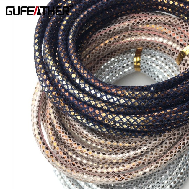 GUFEATHER P94/3MM/leather Cord/jewelry accessories/accessories parts/diy/jewelry findings/hand made/PU Leather