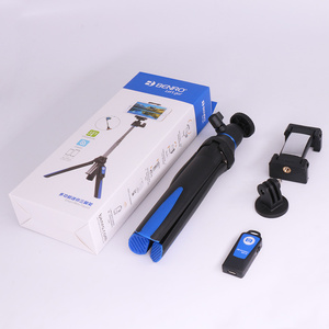 Image 5 - Benro MK10 Handheld & Tripod Combo Selfie Stick with Bluetooth Remote & GoPro Adapter  For iPhone 7 Sumsang Galary Huawei