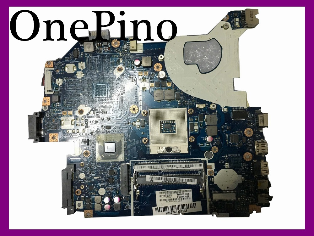 For acer aspire 5750 5750G motherboard LA-6901P MBR9702003 MB.R9702.003 main board hm65 tested image