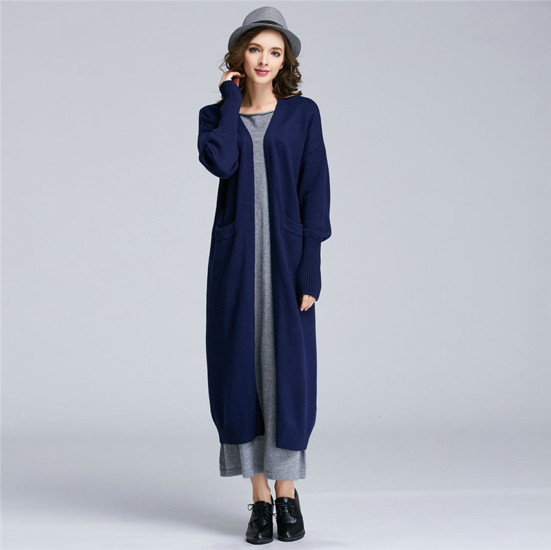 online get cheap cardigan floor length -aliexpress | alibaba group