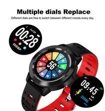 Smart watch IP67 waterproof Activity Fitness tracker Heart rate monitor Sports Men women smartwatch