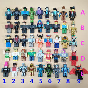1pcs PVC Roblox Game Action Figure Anime Toys Collection