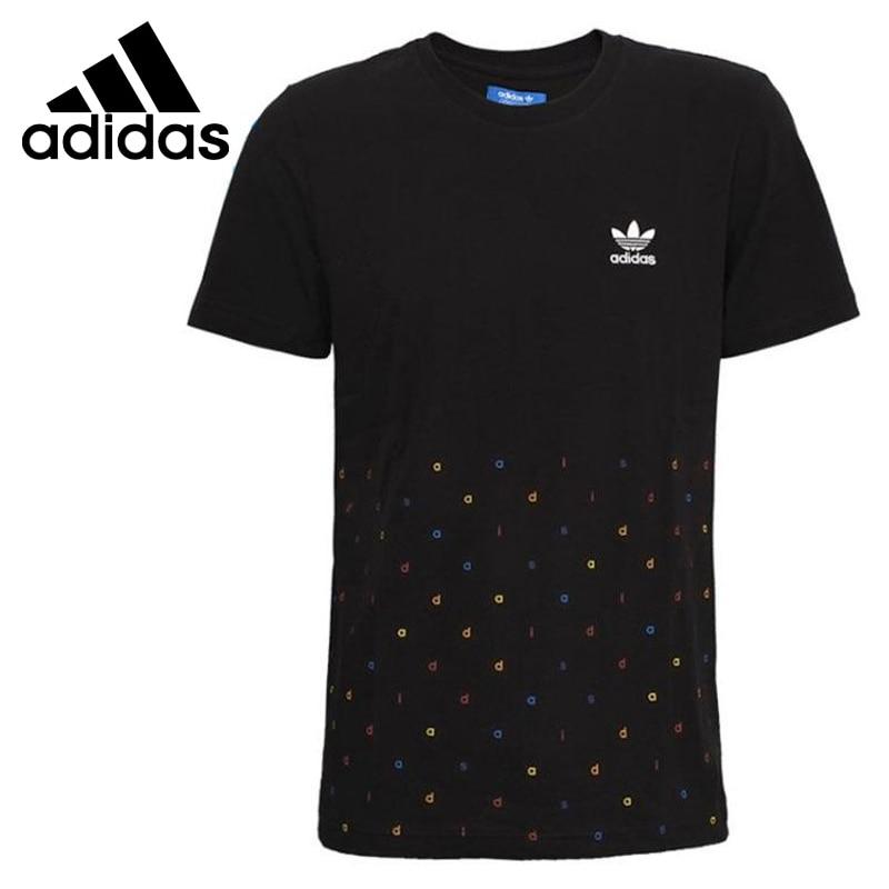 Original New Arrival Adidas Originals Men's T-shirts short sleeve Sportswear original new arrival 2017 adidas originals s s camo color men s t shirts short sleeve sportswear