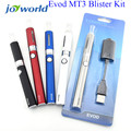 vaporizer e cigarette Evod MT3 Blister Kit Electronic Cigarette Evod Battery Starter Kit Mt3 Atomizer mt3 evod kit 2YY