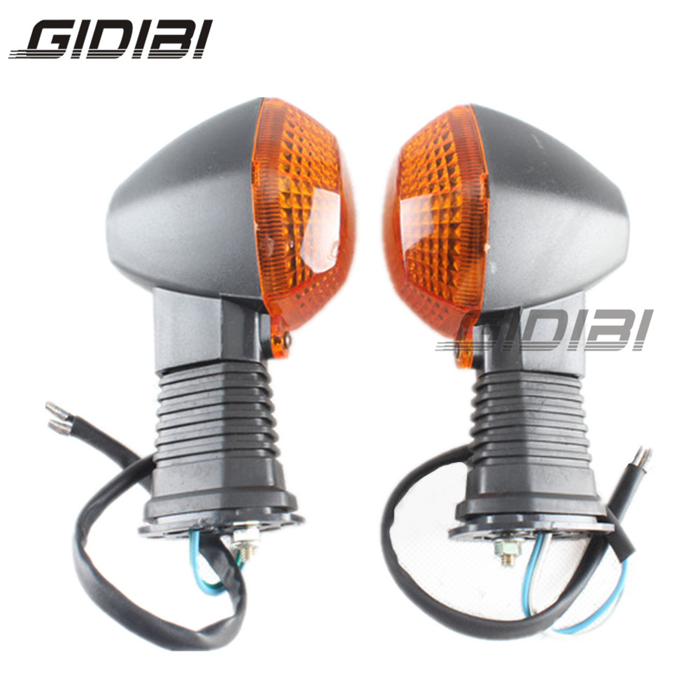 цена на Motorcycle Front Turn Signal Light For SUZUKI GSX-R750 /R600 Bandit(GSF1200) 01-05 GSX-R1000 01-04 SV1000/S 03-07 Bandit(GSF600)