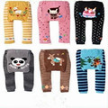 NEW Arrival Children Kids PP Pants Long Trousers Cartoon Legging Cotton Baby Boys Girls Wear HOT Sale