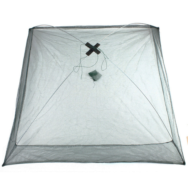 Foldable Fishing Net