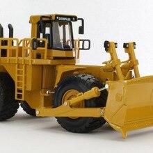 Norscot 1:50 гусеница кошка 854 г инженерное оборудование колеса бульдозер автомобиль литья под давлением игрушка модель 55159 коллекция, украшения. Подарок