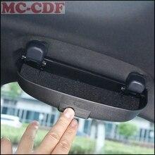 Для VOLVO XC60 Автомобильный держатель для очков Солнцезащитные очки коробка для хранения Чехол запасные части автомобильные аксессуары
