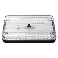 dome lamp 36LED Car Interior Dome Light ABS White Ceiling Lamp for 12V Marine Boat Motorhome Accessories (3)
