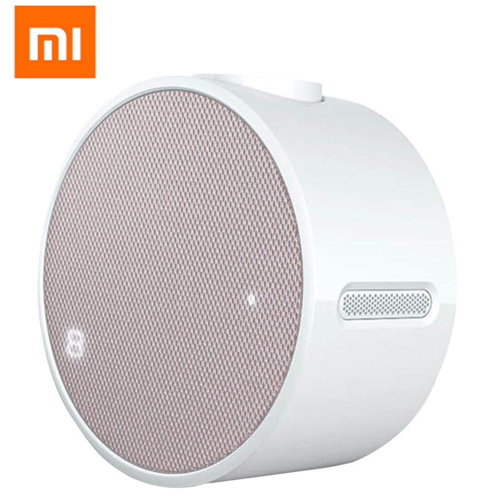 все цены на Original Xiaomi Mi Music Alarm Clock Portable Speaker Bluetooth 4.1 360 Hours Standby Control with Xiaomi APP for Android Phone