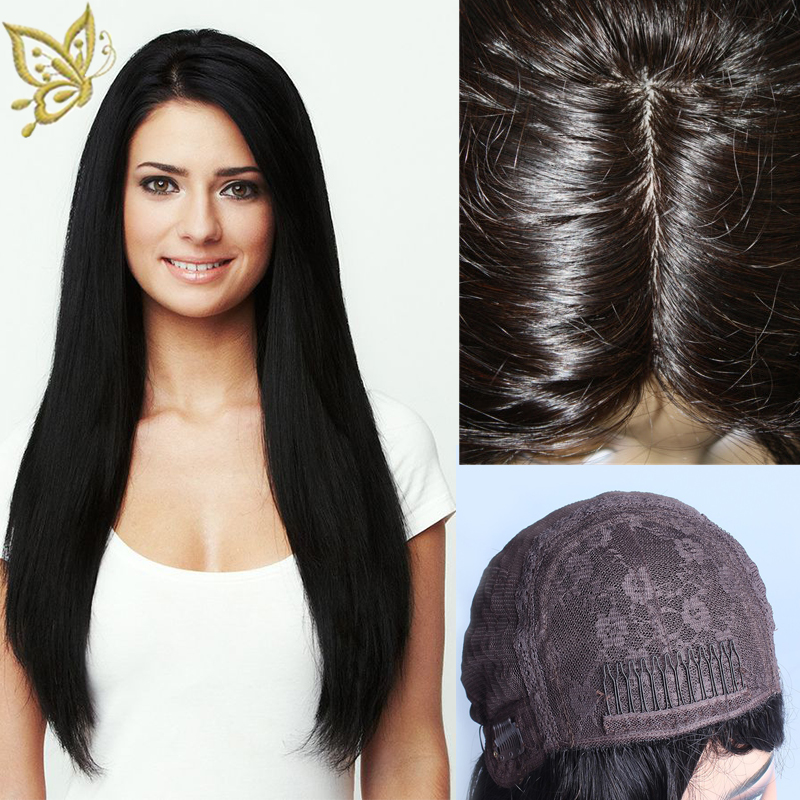 Customize Kosher Wig Jewish Wig Virgin Brazilian Human