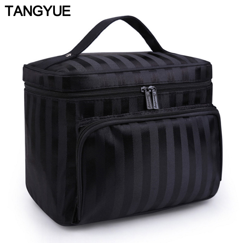 Make Up Bag Women Cosmetic Bag For Cosmetics Travel Organizer Toiletry Kit Female Makeup Bag And Cases Large Toilet Necessaire