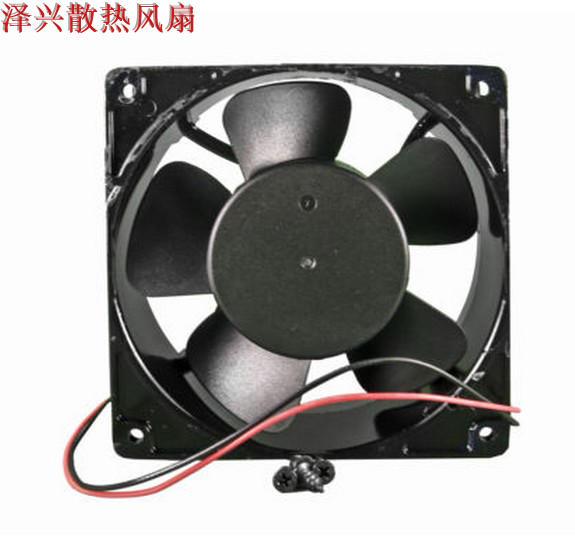 1 PCS ADDA Fan AD1224UB-F51 DC 24V 0.40A 12CM 12038 2 Pin