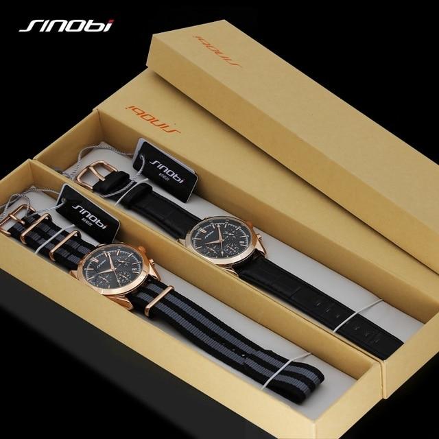 SINOBI Military Watches