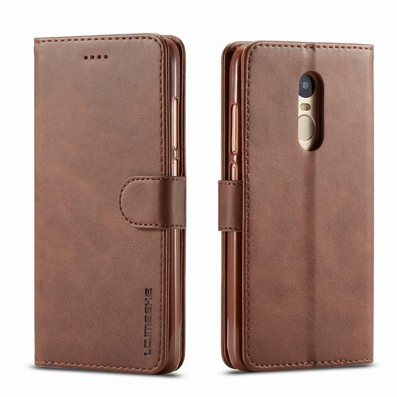 Чехол для телефона Xiaomi Redmi Note 4X, откидной кожаный роскошный чехол для Redmi Note 4X5 7 Pro, чехол-бумажник, Магнитный чехол-подставка