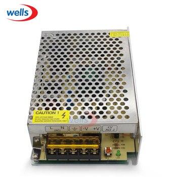 цена на AC 110V 220V to DC 5V 10A 50W Power Supply Converter For 5V WS2812B WS2801 LED Strip Light  Led driver Transformer Power Adapter