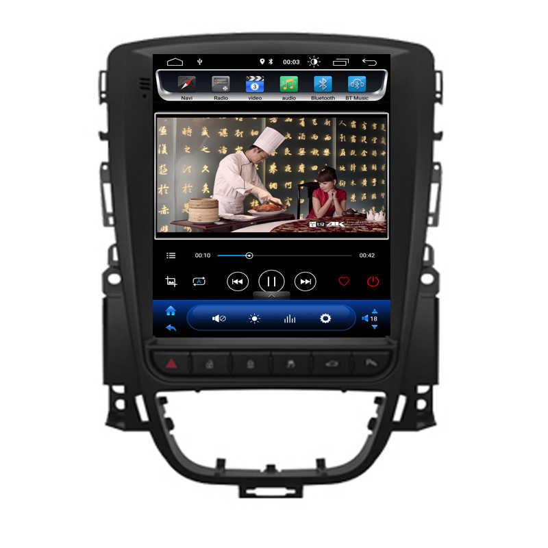 Tesla стиль ips экран Android 8,1 Автомобильный gps навигация авто радио головное устройство для Opel Insignia Vauxhall Holden Astra J CD300 CD400