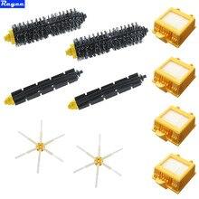 New Filters Beater Bristle Brush Side Brush 6 armed Pack Big Kit for iRobot Roomba 700