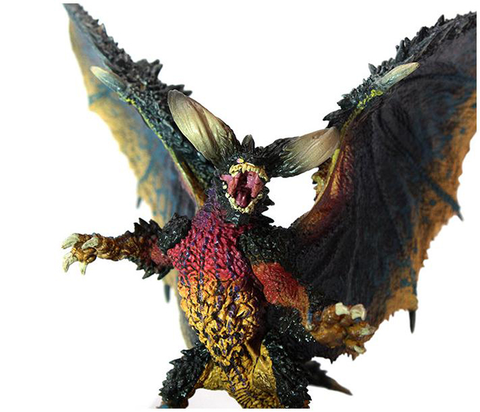 Japan Anime MHW Monster Hunter World Game Figure Nergigante PVC Models Ancient Dragon Action Figure Decoration Toy Model in Action Toy Figures from Toys Hobbies