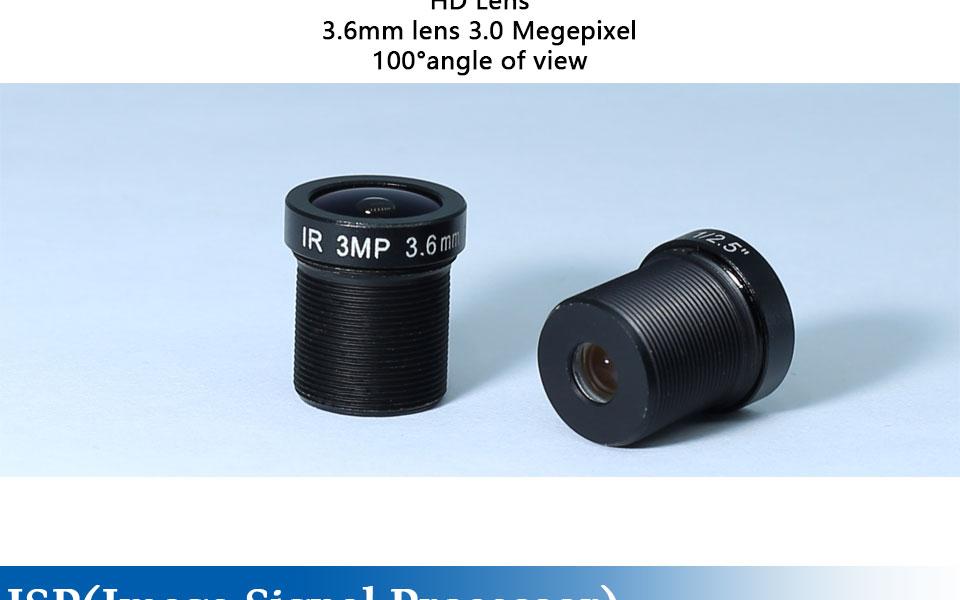 2.0 Megapixels Hybrid 4 In 1 Analog CCTV Video Camera Sony IMX307 Image CMOS Sensor Infrared Led Outdoor Bullet Starlight cam