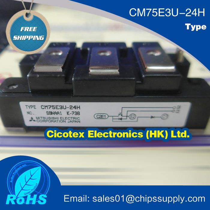 CM75E3U-24H Module IGBTCM75E3U-24H Module IGBT